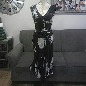 Silk Jones New York floral dress