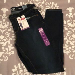 Levi's 14 long dark wash jeans