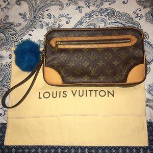 Louis Vuitton Clutch Wristlet