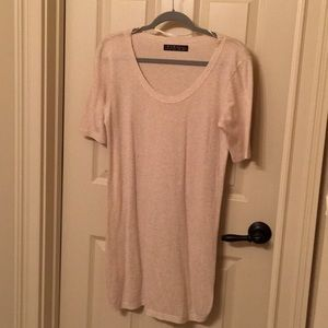 Zara tunic dress
