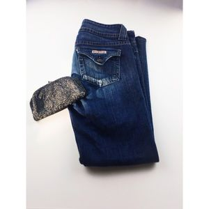 🔹Hudson Bootcut Jeans sz 28