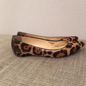 Christian Louboutin pigalle flats size 39.5
