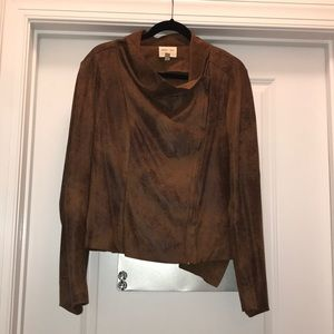 Urban Outfitters Suede Jacket