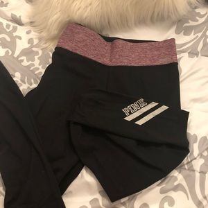 Reversible PINK leggings