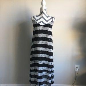 Beautiful ASOS Spaghetti Strap Dress w/ Split
