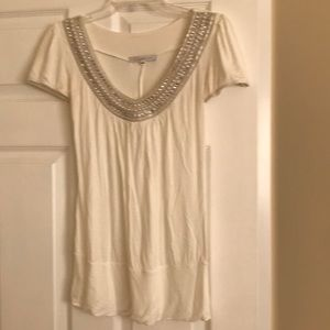 Charlotte Russe blouse/top XS
