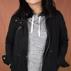 Black Thin Jacket