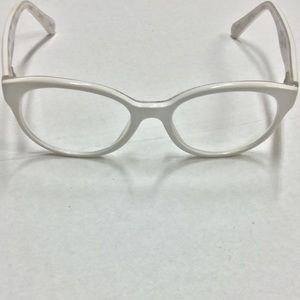 Plastic designer eye glasses
