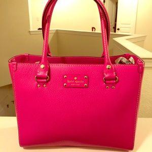 Kate Spade Quinn Sapphire Pink