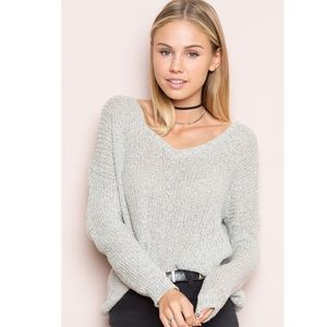 Brandy Melville Lance Sweater
