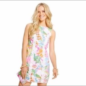 Lilly Pulitzer for Target Nosie Posey shift dress