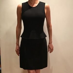 Theory Black Dress.
