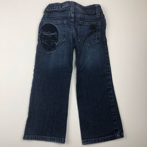 Joe's Jeans Bottoms - Joe's Jeans Joey Scull Jean