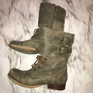 Matisse Combat Boots