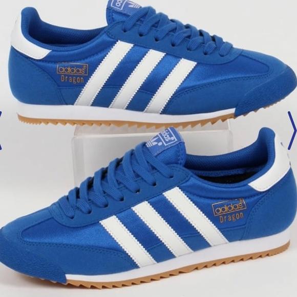adidas dragon og blue