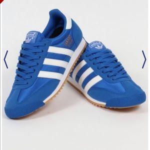 adidas sz 7 Dragon OG BB1269 BlueGum Mens NWT