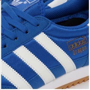 newest c5114 e9e70 adidas Shoes - adidas sz 7 Dragon OG BB1269 BlueGum Mens