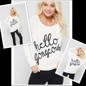Tops - Hello Gorgeous... $30 @ MAARTZ.com
