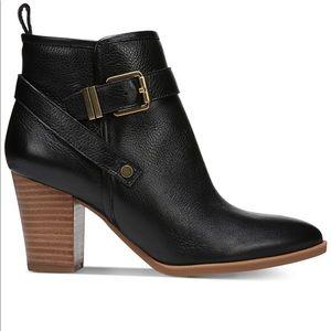 FRANCO SARTO - Leather Black boots- 🐳😍😍😍
