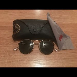 Round Metal Classic Ray Bans