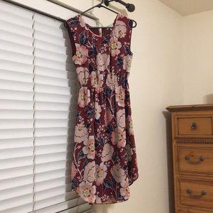 BRAND NEW loft floral dress