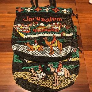 Vintage beaded bag 2