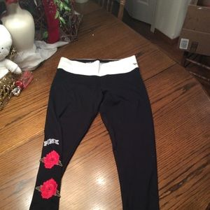 Vs pink leggings ***sold***