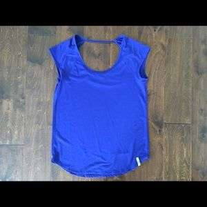 Under armour size small blue
