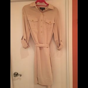 NEW Jones New York shirt dress!