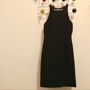 J.Crew Cutaway Crepe suiting dress 4