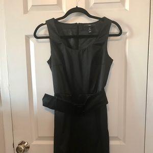 Black H&M dress size 6