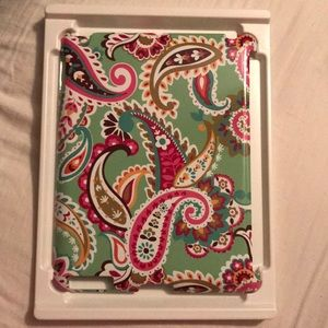 VERA BRADLEY Snap on case for IPad