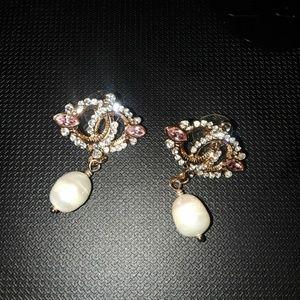 Chanel Earring/ Necklace or Belt