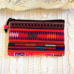 BOHO Hmong Embroidered Bag