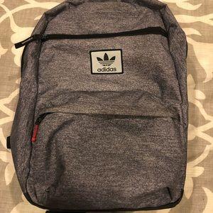Adidas Grey Classic waterproof backpack