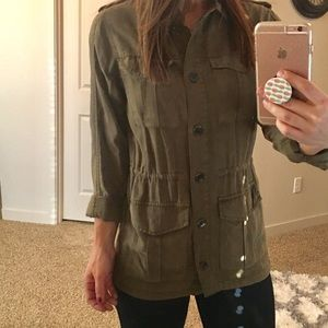 TopShop Military jacket NWOT