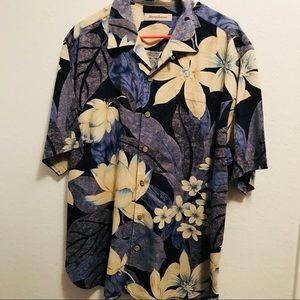 Tommy Bahama Camp Shirt XL