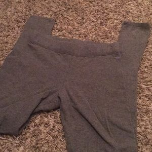 PINK by Victoria's Secret Gray Leggings Size XS