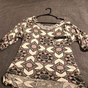 Charolette Russe blouse