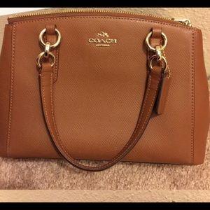Coach Christie carryall bag FLASH SALE