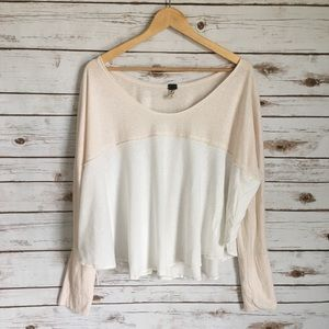 We the Free by Free People Oversized Long Sleeve