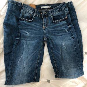 Zara stretchy jeans