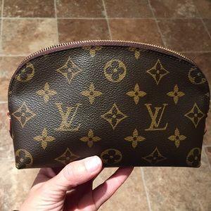 Authentic Louis Vuitton Makeup case