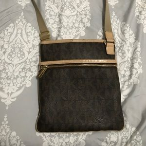 Michael Kors Cross Body and Wallet