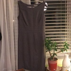 H&M Gray Pencil Dress