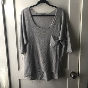 URBAN OUTFITTERS Ecote Distressed Oversize Knit