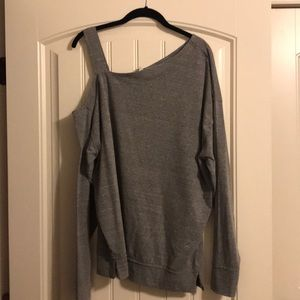 Free People off the shoulder shirt- NEVER WORN