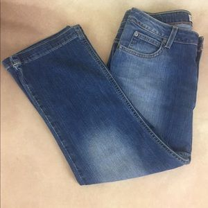 Gap Boot Cut Cropped Jeans 12R