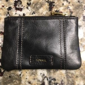 Fossil Black Wallets—- $ 26 each. Bundle, Bundle!