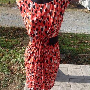 Womans Jessica Simpson dress.